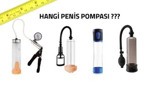 Penis pompası seçme rehberi